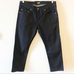 True Religion Rocco Slim Jeans - Dark Rinse